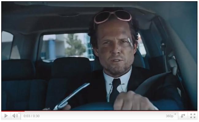 Insurance Ads Mayhem