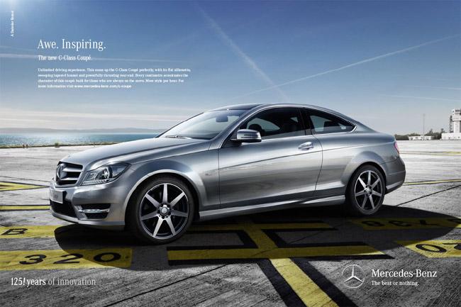 Mercedes Werbung 2019