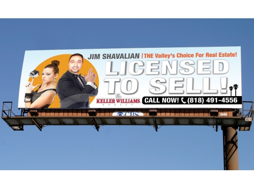 Is the billboard making a comeback?