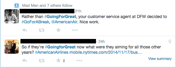airline advertising strategy