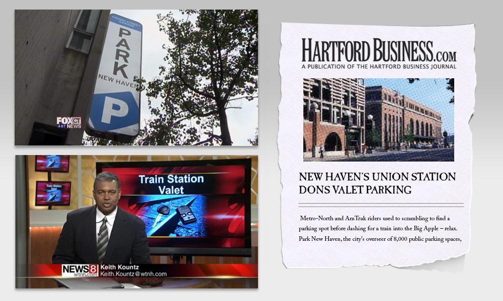 Park New Haven: Municipal Marketing Case Study, Marketing
