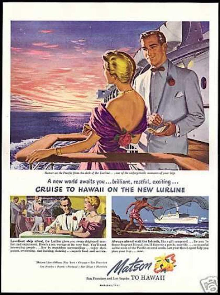 cruise line marketing