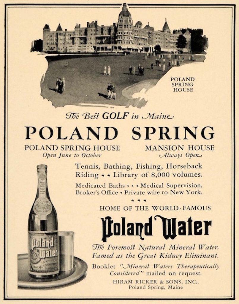 resort ads