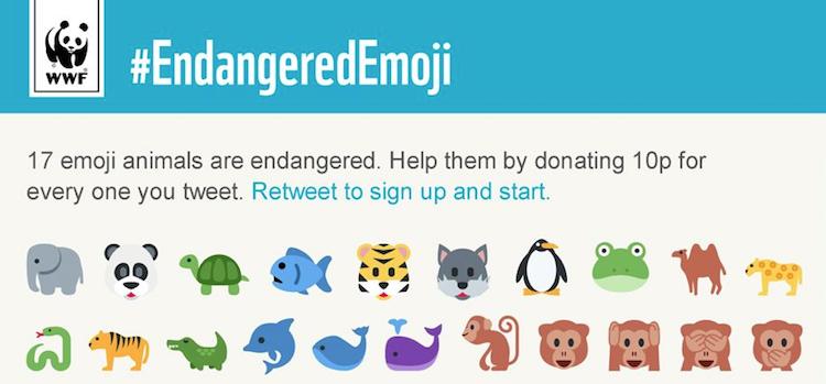 emojis in social media marketing