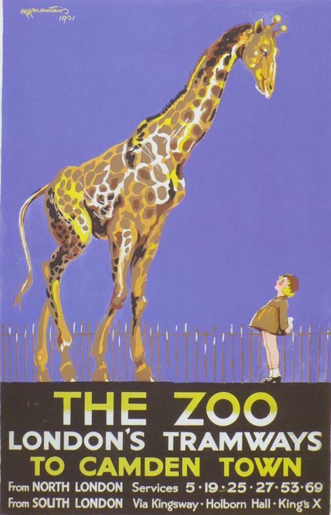 advertising for zoos